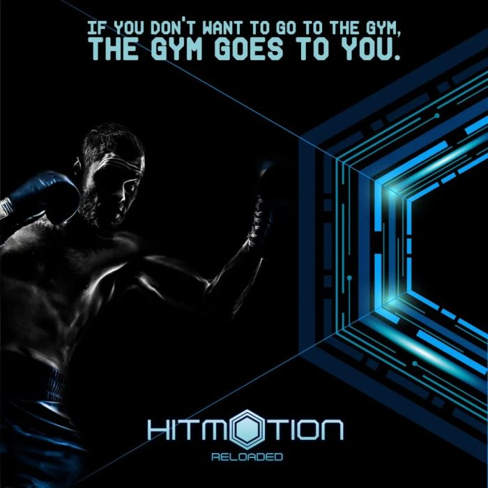 hitmotion virtual gym