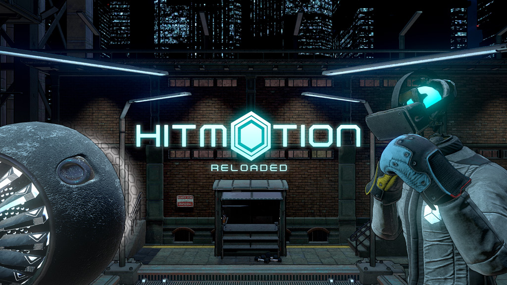 hitmotion reloaded app lab quest cover